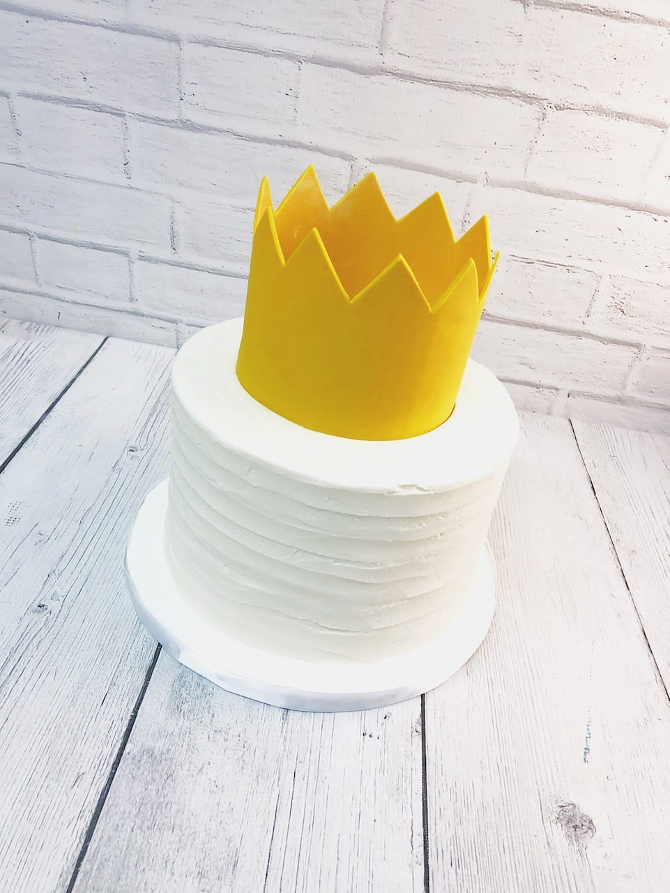 Where the Wild Things Are Crown Cake